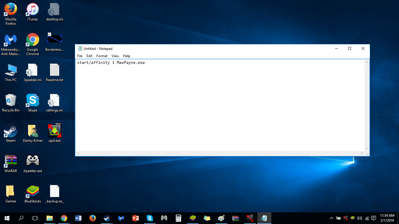 Steam Community :: Guide :: Running Max Payne on Windows 10 PC's
