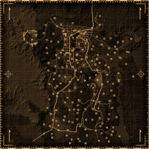 Steam Community :: Guide :: Interactive Map