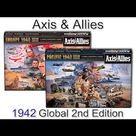 Steam Workshop :: Axis and Allies 1942 Global (Version of