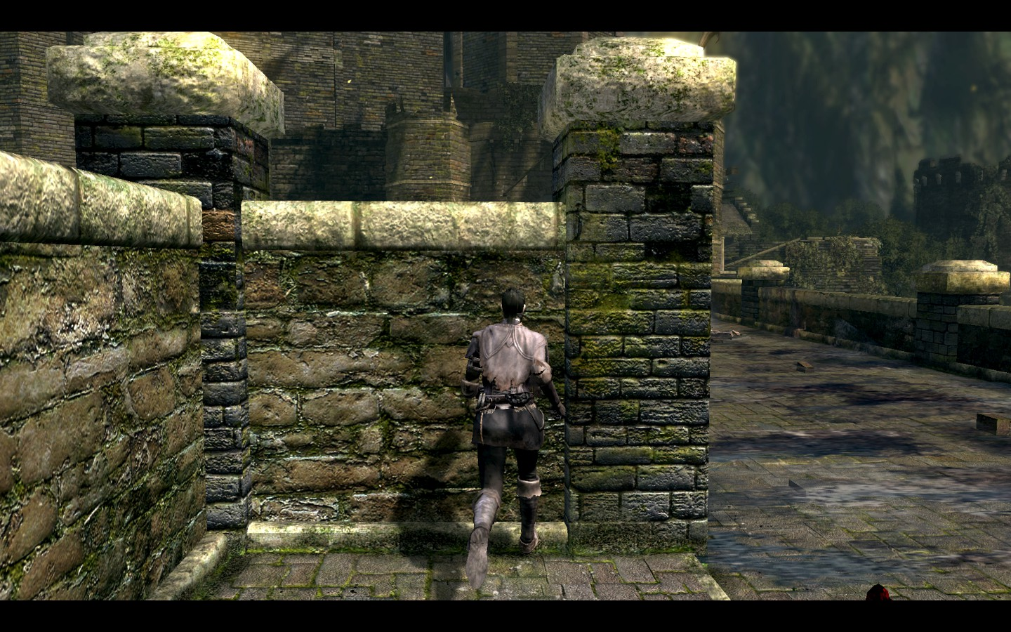 dark souls remastered how to open up shortcut