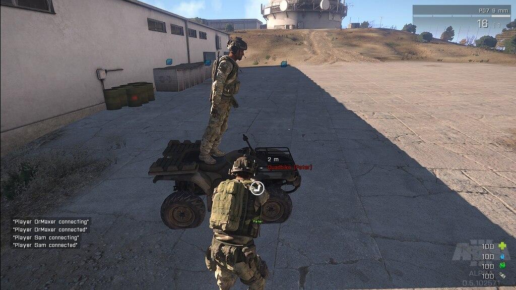 Steam Community :: Screenshot :: Jonty's first day on ARMA 3