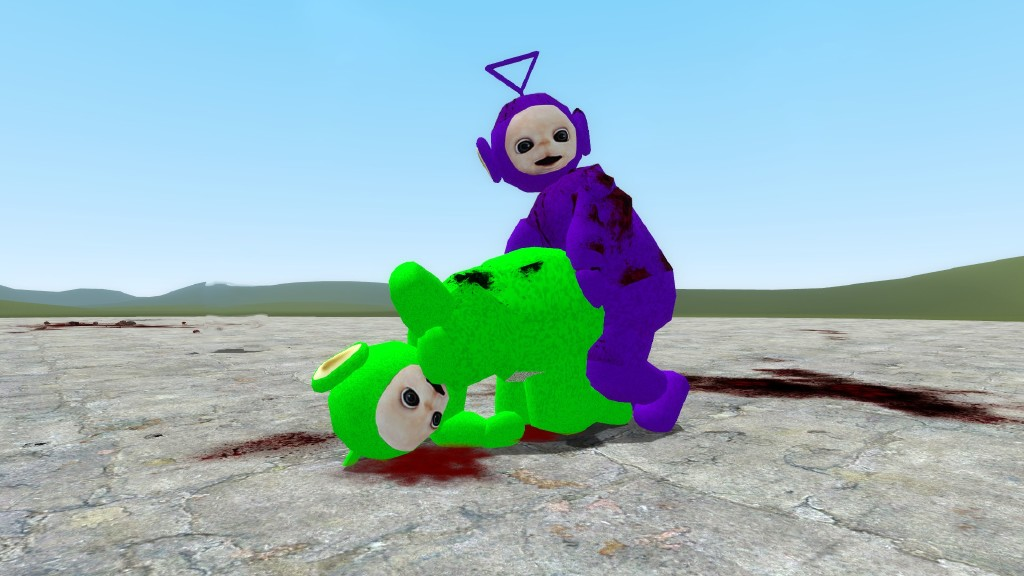 from Marquis gay teletubies