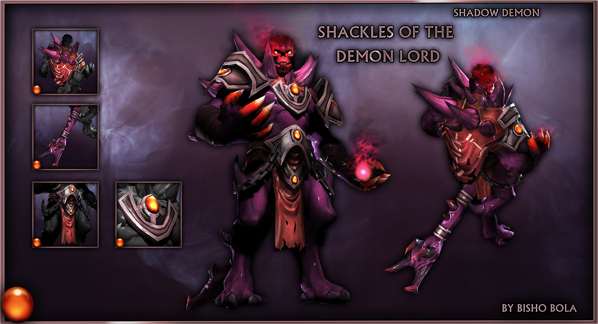 steam workshop shackles of the demon lord