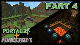 Steam Workshop :: Minecraft in Portal 2 (Part 4: The Village)