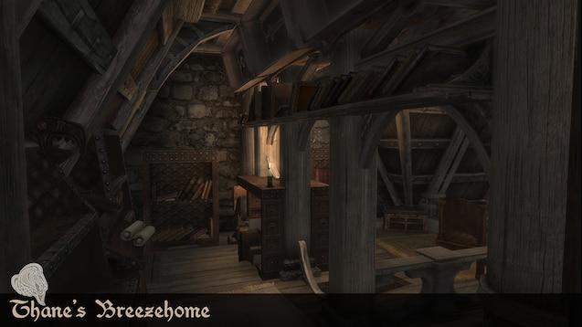 Steam Workshop :: Thane's Breezehome - Hearthfire Edition