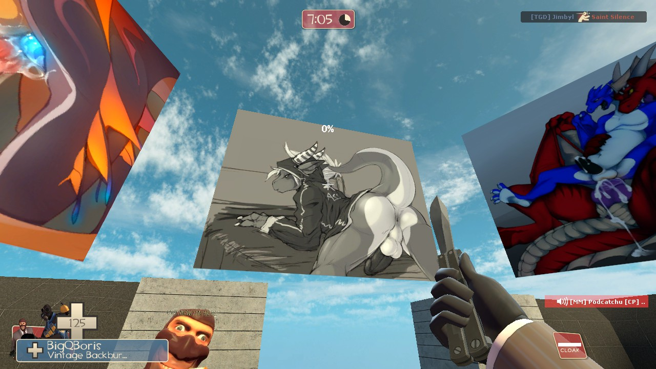 Pure her team fortress 2 hentai face blasters