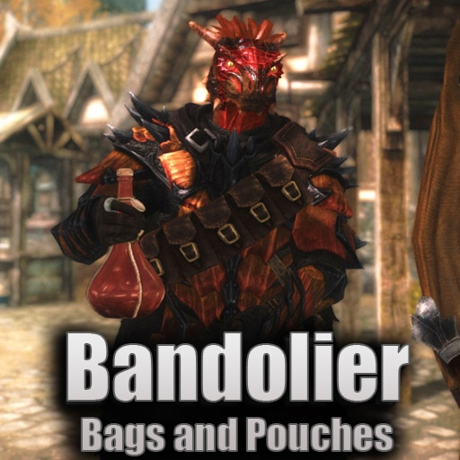 Steam Work Bandolier Bags And