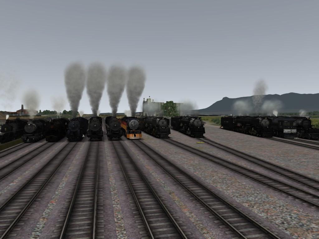 Steam Workshop :: North American Steam Locomotives