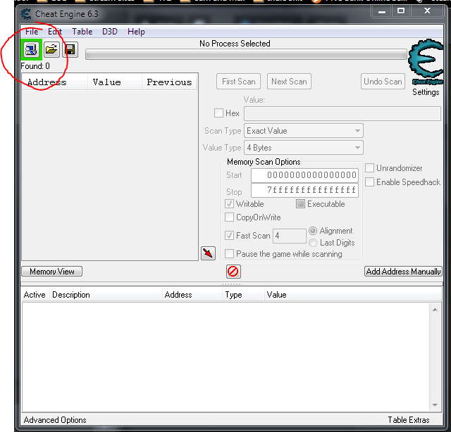 cheat engine and steam