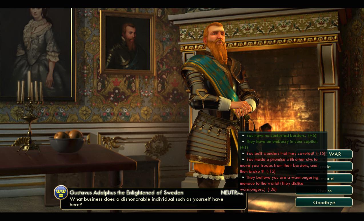 steam workshop diplomacy values bnw rh steamcommunity com Civilization III Sid Meier's Civilization 4