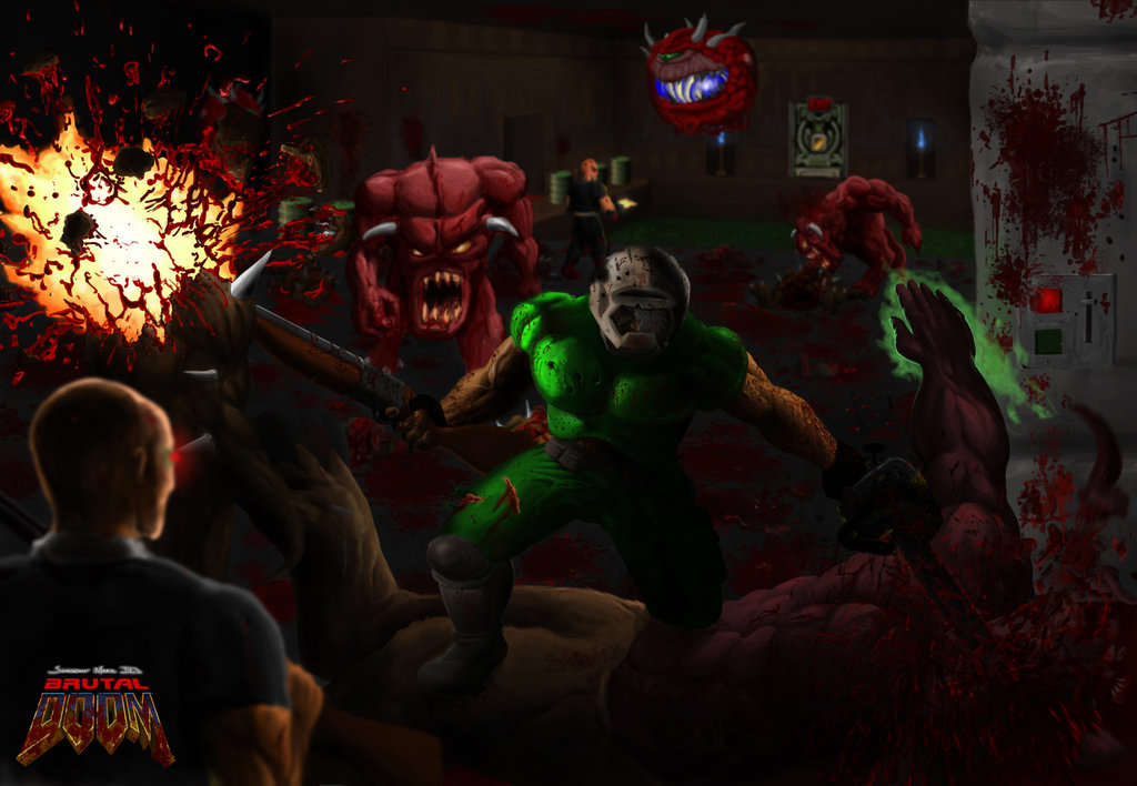 Steam Community :: Guide :: Brutal Doom on Doom 2