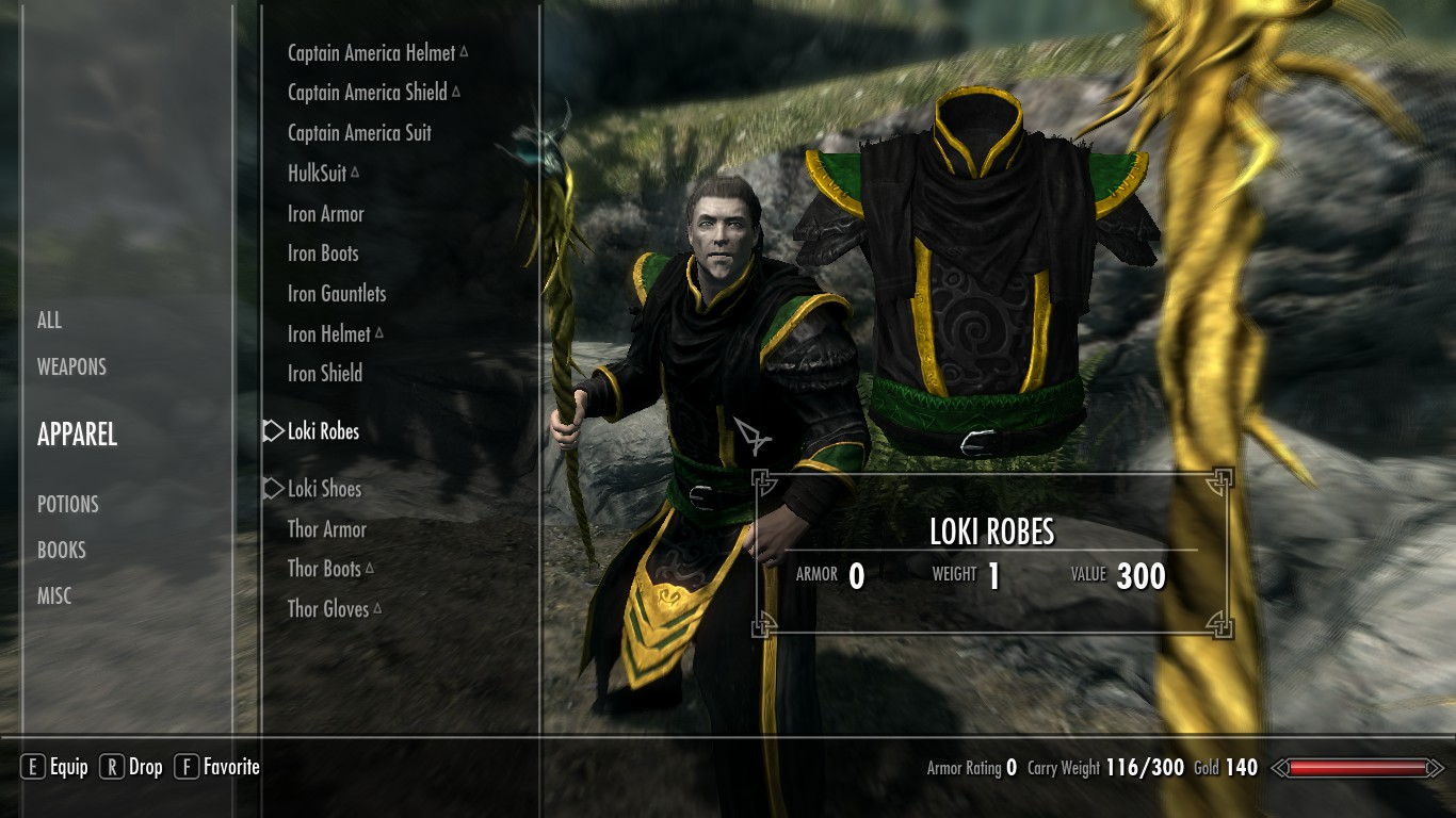 Steam Workshop :: Loki Follower
