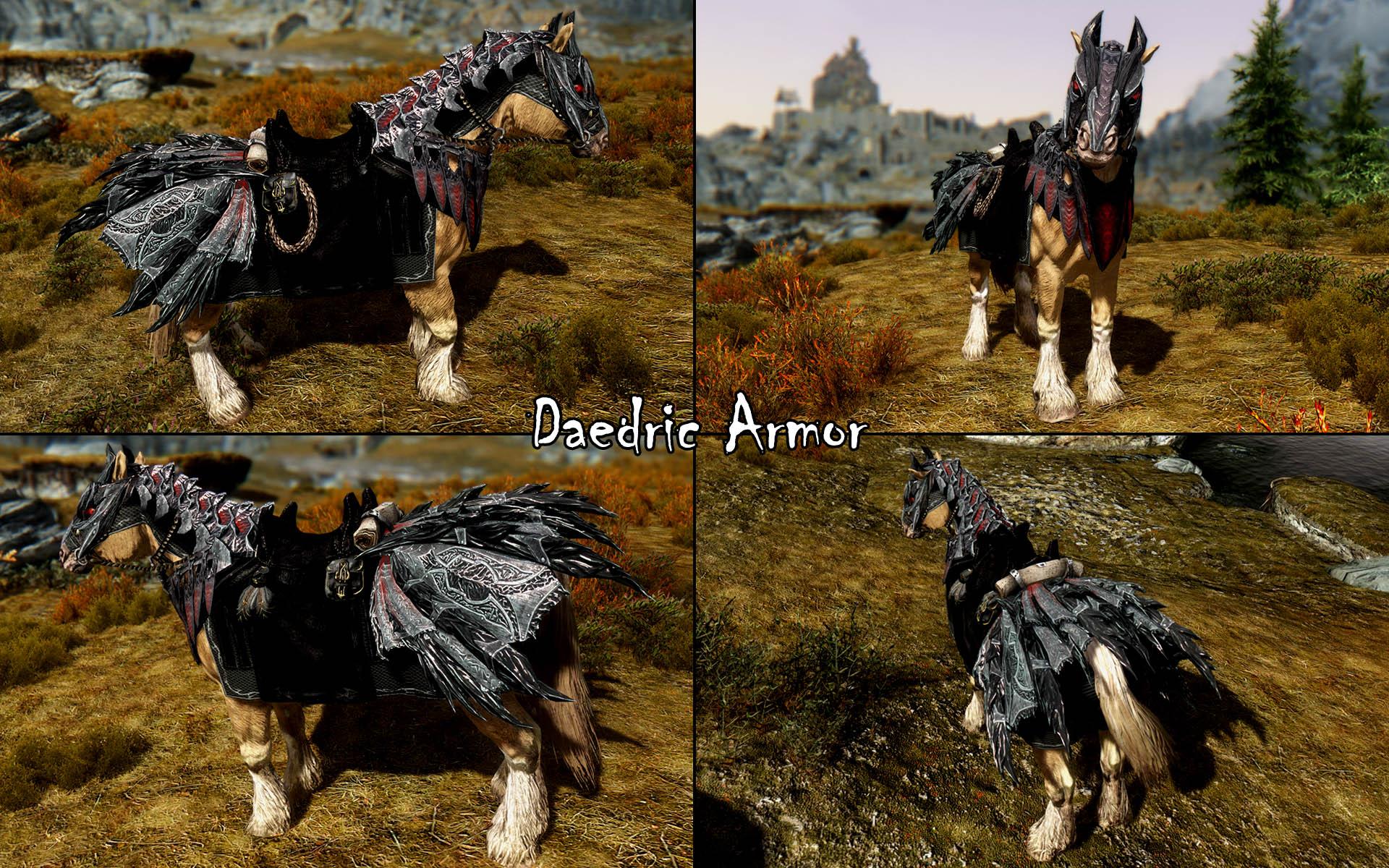 Best skyrim horse mods