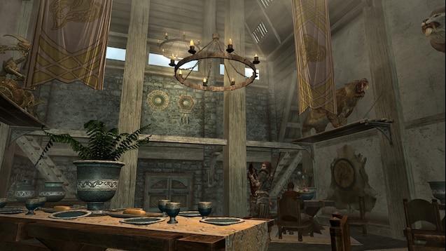 Whiterun hall of the dead lydia