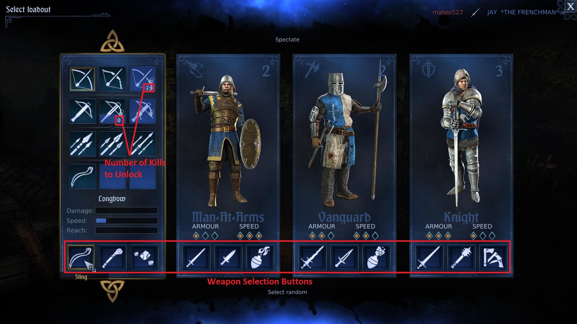 chivalry medieval warfare archer aimbot