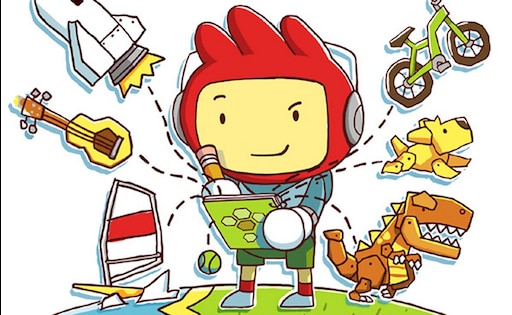 Steam Community :: Guide :: Scribblenauts Unlimited Complete