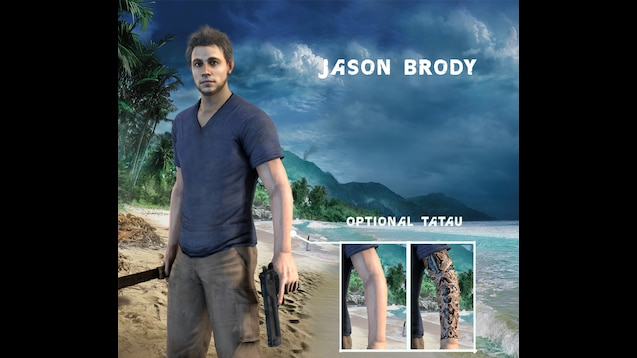 Steam Workshop Far Cry 3 Character Pack