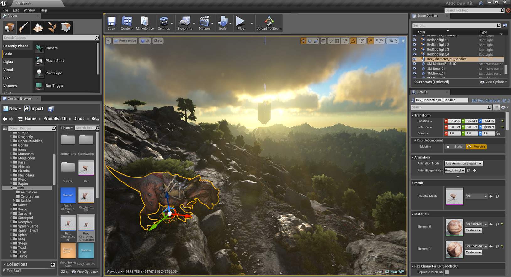 Ark survival evolved ark survival evolved dev kit update ark survival evolved dev kit update malvernweather Choice Image