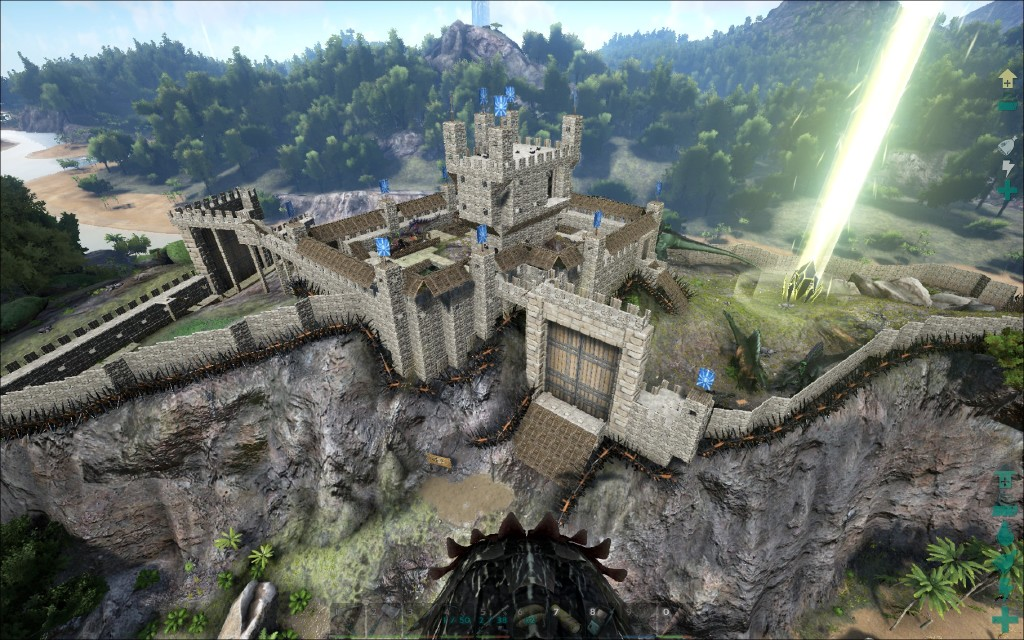 Ark Island Best Places To Build