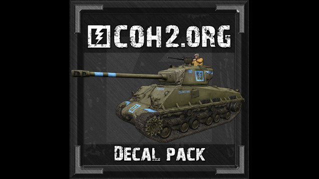 Official coh2 org decal pack