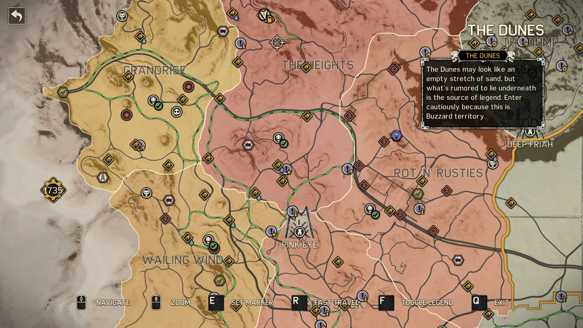 Steam community guide mad max all convoy routes locations gumiabroncs Image collections