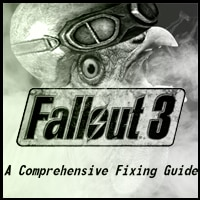 Steam Community Guide How To Fix Fallout 3 A Comprehensive