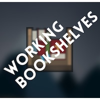 Steam Workshop Working Bookshelves