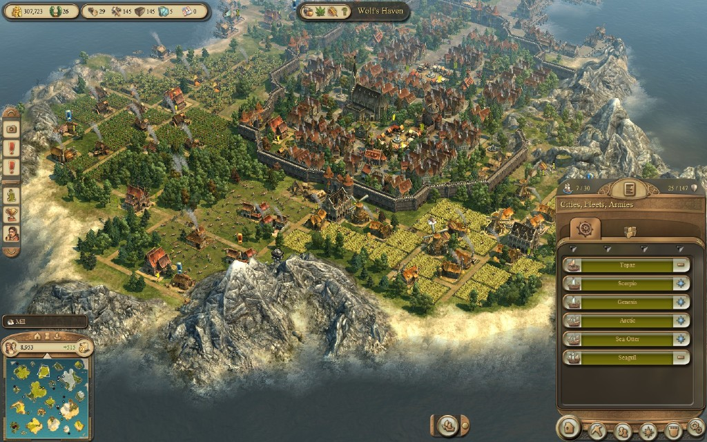 Steam community anno 1404 screenshot gumiabroncs Image collections