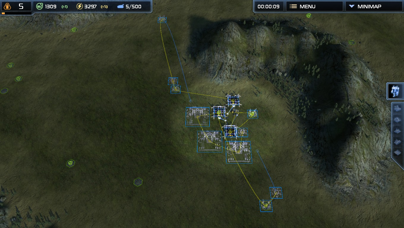 how to build nukes in supreme commander 2