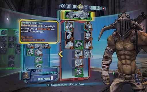 Steam Community :: Guide :: Hellborn Maniac - Level 61 Krieg