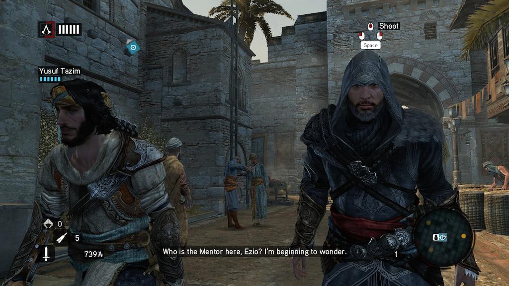 Resultado de imagen para ASSASSIN'S CREED REVELATIONS GAMEPLAY