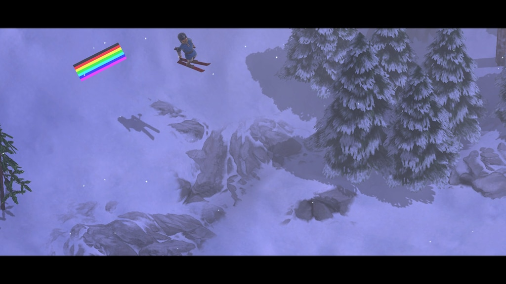 Steam Community Screenshot Recordando El Juego Ski Free Que