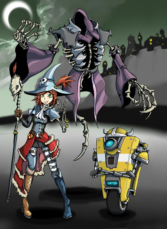 Steam Community :: Guide :: Mechromancer - The Walking