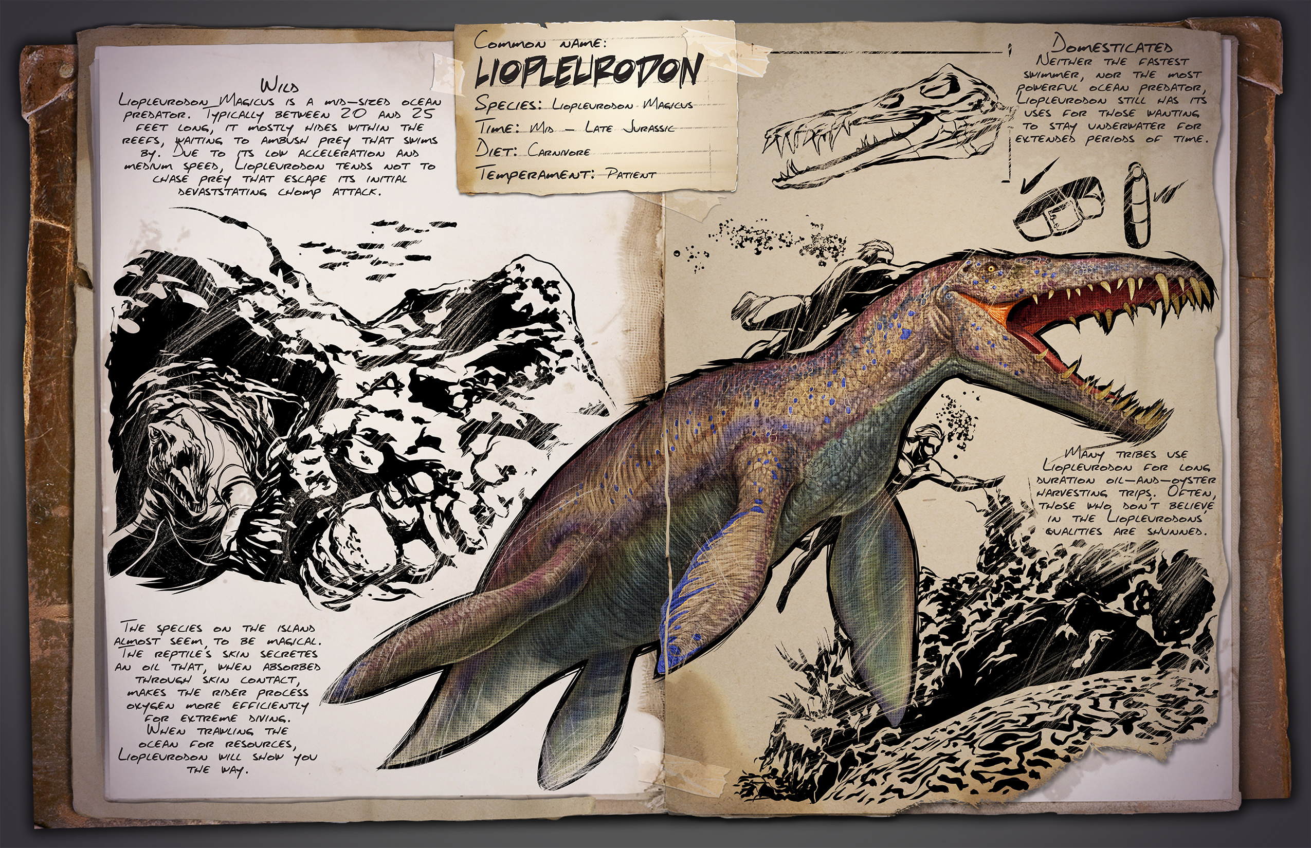 Jul 21, 2015 Ark diary: How not to train your dinosaur ARK