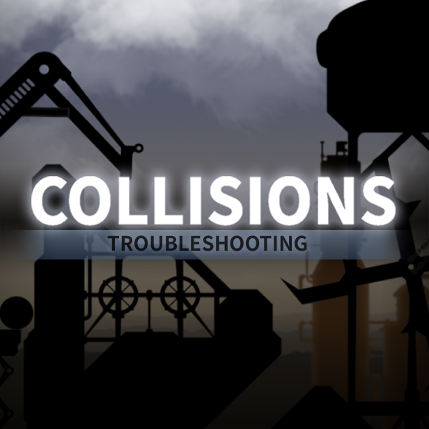 collisions Whenever a collision occurs we want two things to happen: we want to collision repositioning to position the ball object outside the collided aabb we have to figure out the distance the ball.