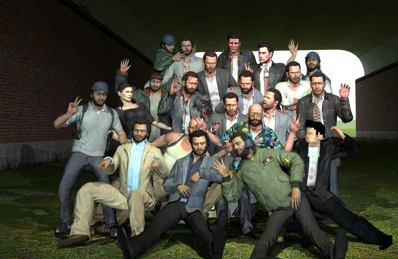 Steam Workshop The Max Payne Collection