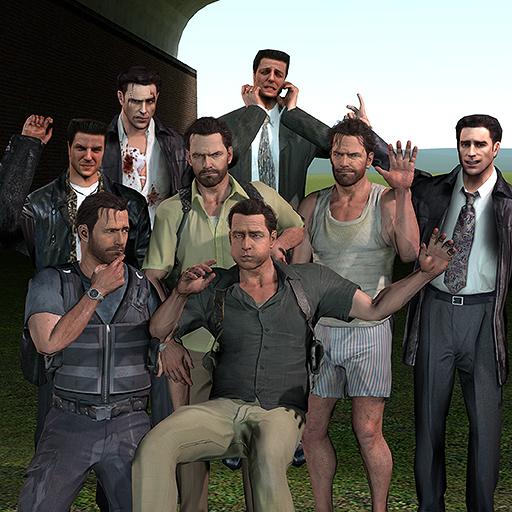 Steam Workshop Max Payne Ragdoll Pack 3