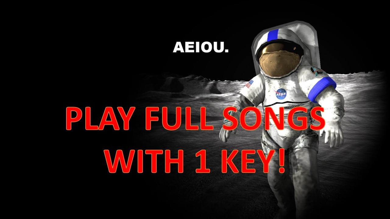 Steam Community :: Guide :: One Key FULL SONG AutoPlayer! (Enter
