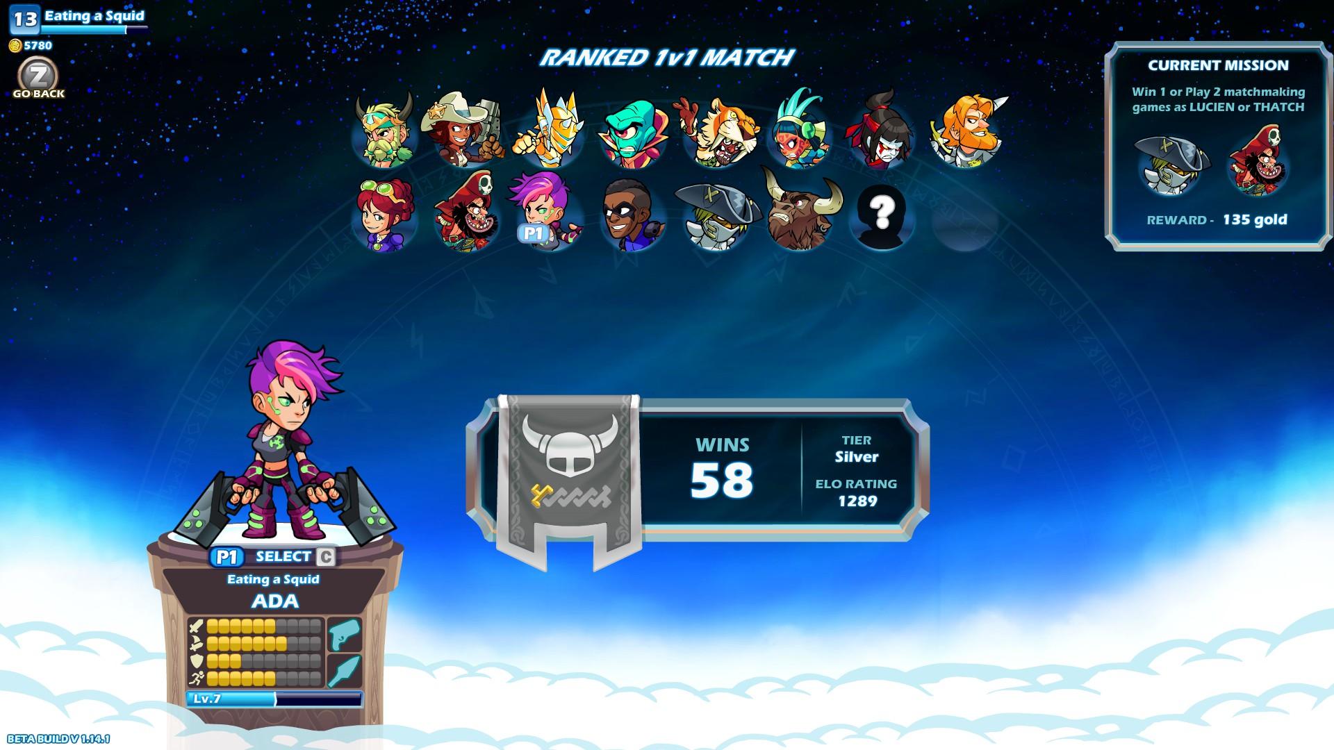 Matchmaking játékok brawlhalla