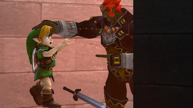 Steam Workshop Hyrule Warriors Ganondorf Ocarina Of Time