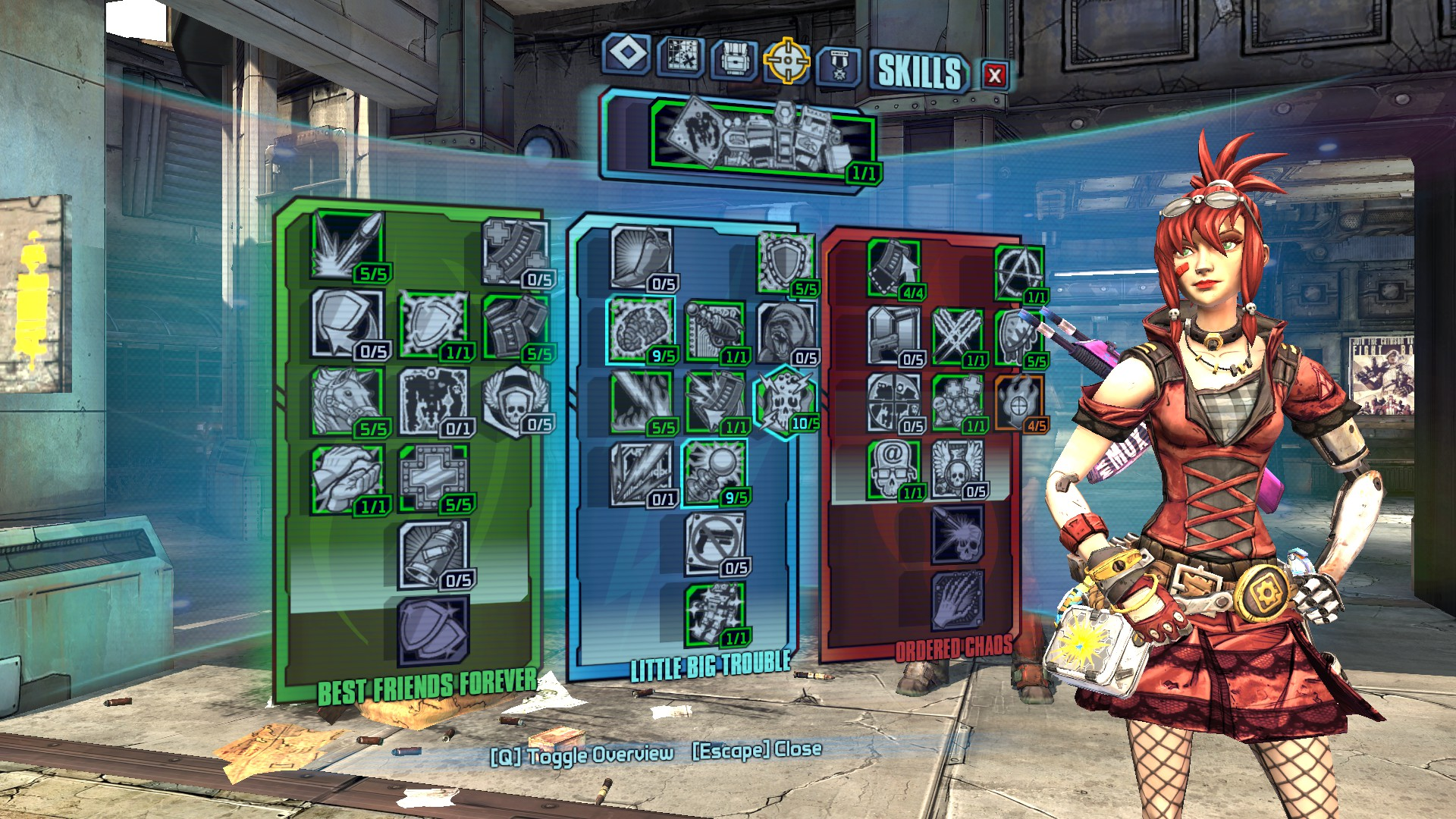 Category:Gaige Builds | Borderlands Wiki | FANDOM powered ...