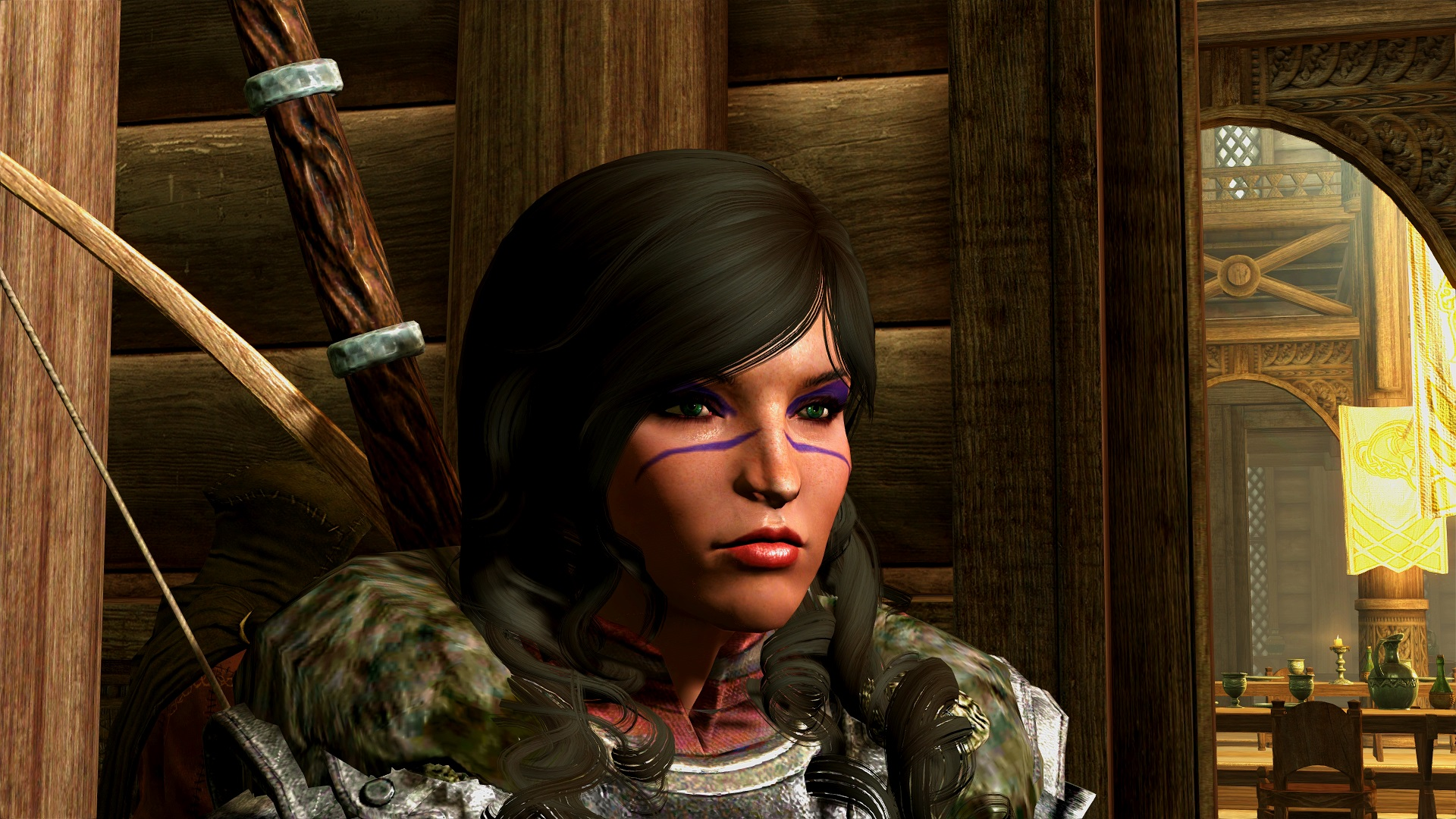 Steam Community Screenshot I M Not Completely Sold On Windsong Character Overhaul Makes Seranaholic 1 5 Look Odd Elves Look A Bit Too Human But Look At Her Chin