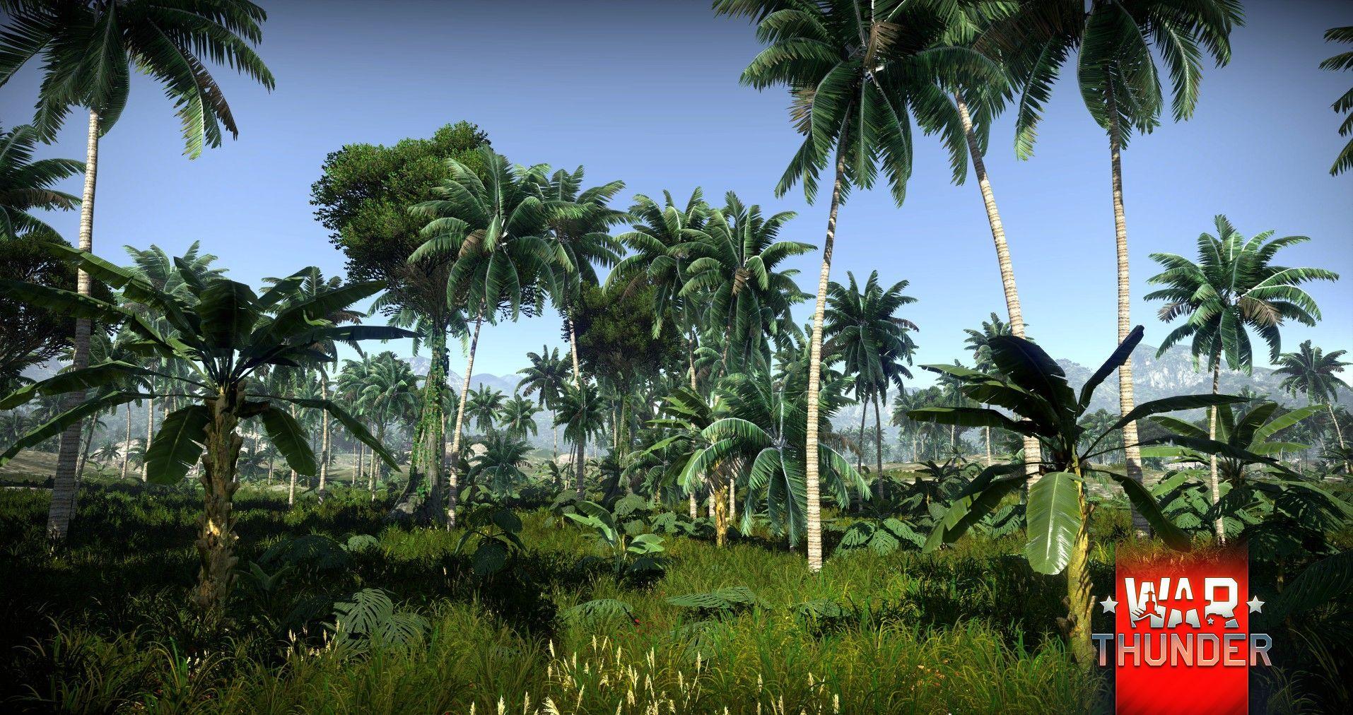 Oct 19, 2015 Sneak Peek: The 'Jungle' in 1 53 War Thunder