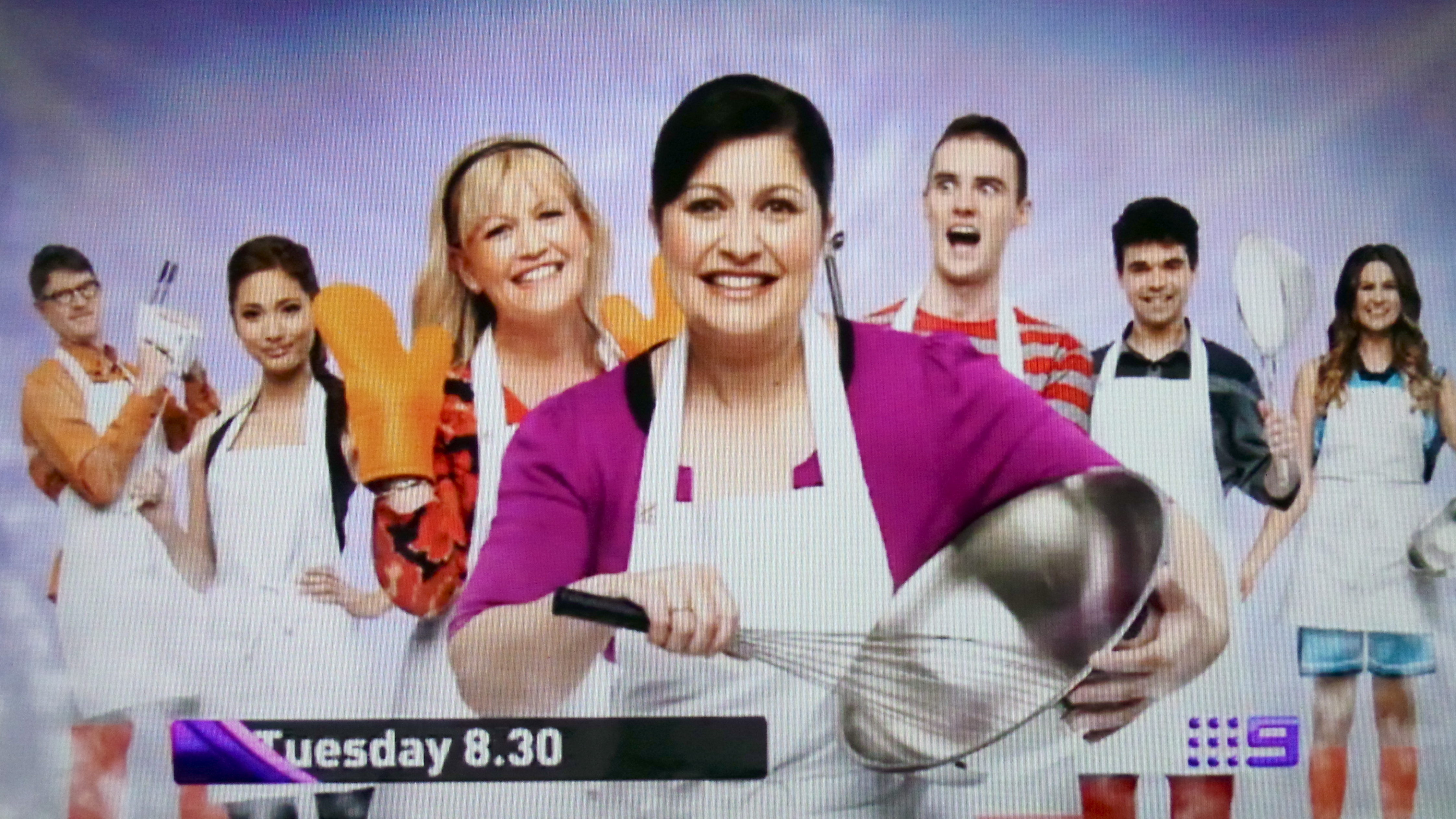 great australian bake off season 3 episode 2
