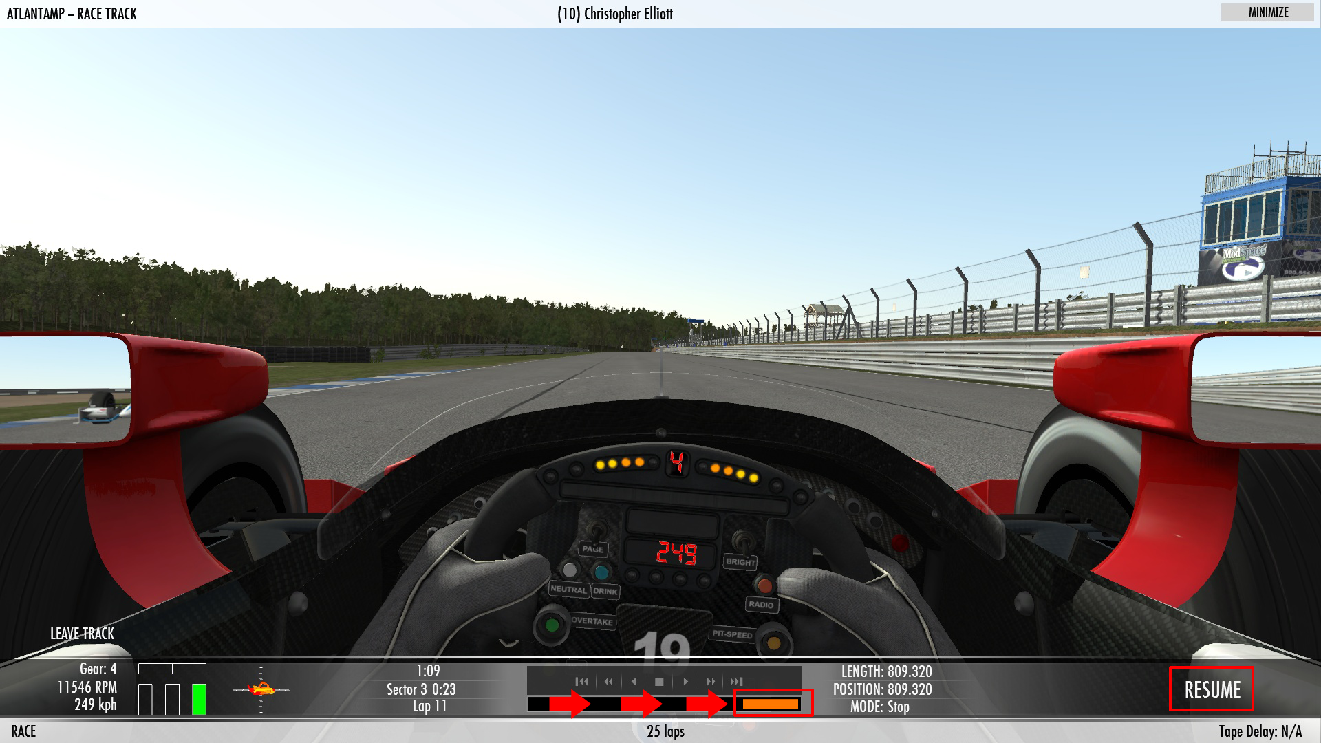 Steam Community :: Guide :: rFactor 2 Quick Guide: Using