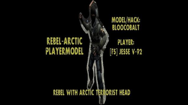 Steam Workshop :: Arctic Rebel(playermodel not working)