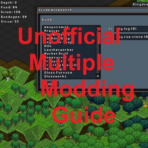 Steam Community :: Guide :: Unofficial Multiple Modding Guide