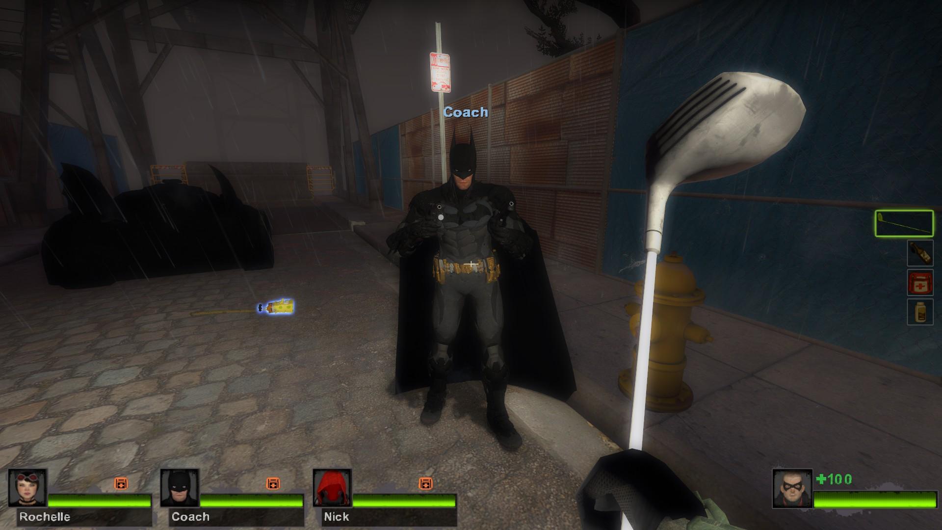 Steam Workshop :: Batman: Arkham Knight Survivors