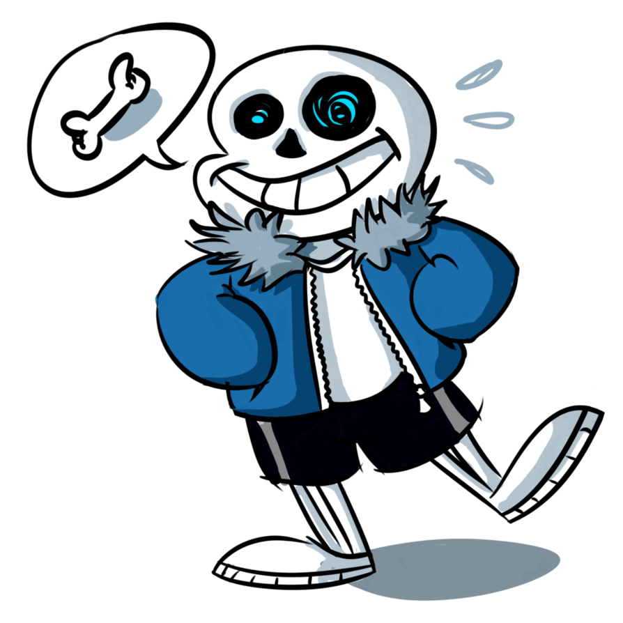 Steam Community :: Guide :: Sans' Spooky SkelePUN Book
