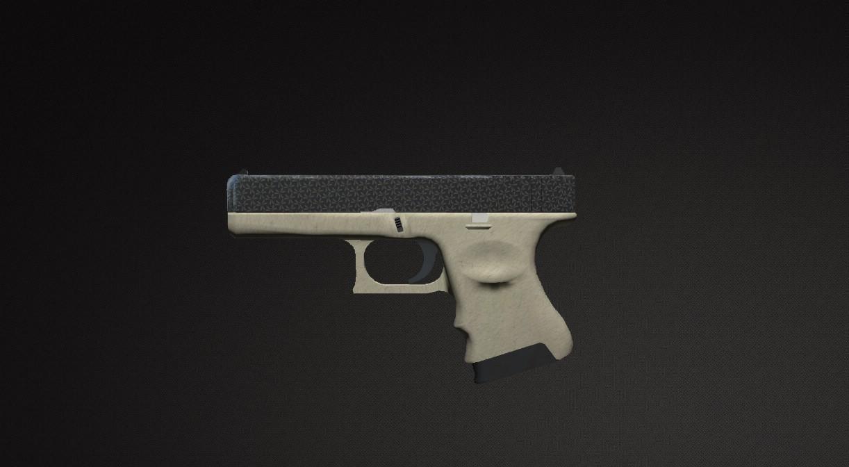 Пистолет из кс го глок картинки